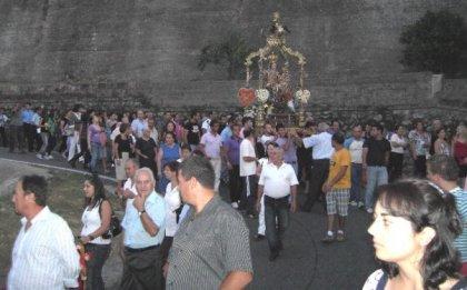 Processione Madonna della Montagna