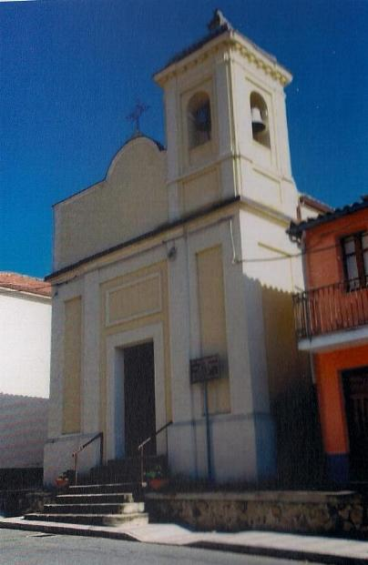 Facciata eserna della chiesa
