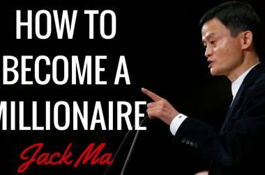 Grande consiglio di Mr. Jack Ma, l'uomo più ricco della Cina.
