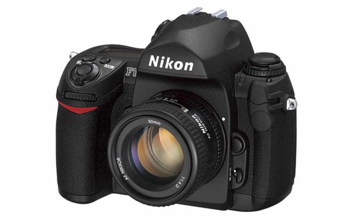 Le Nikon F6 dernier reflex à pellicule à être produit au monde est arrêté depuis Octobre dernier - www.michelhugues.com