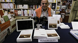 """Camargue"" de Jean Giono - photos de Michel HUGUES - éditions l'asséu libré"
