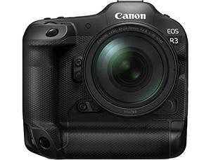 Nouveau CANON R3 - Avec le prochain CANON R3 Hybride, Canon avoue mettre fin à son emblématique REFLEX professionnel EOS 1 DX MK III.www.michelhugues.com