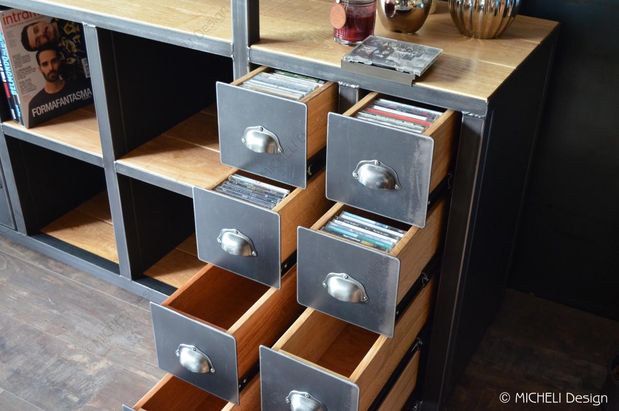 rangement pour cd dvd et vinyles sysiphe