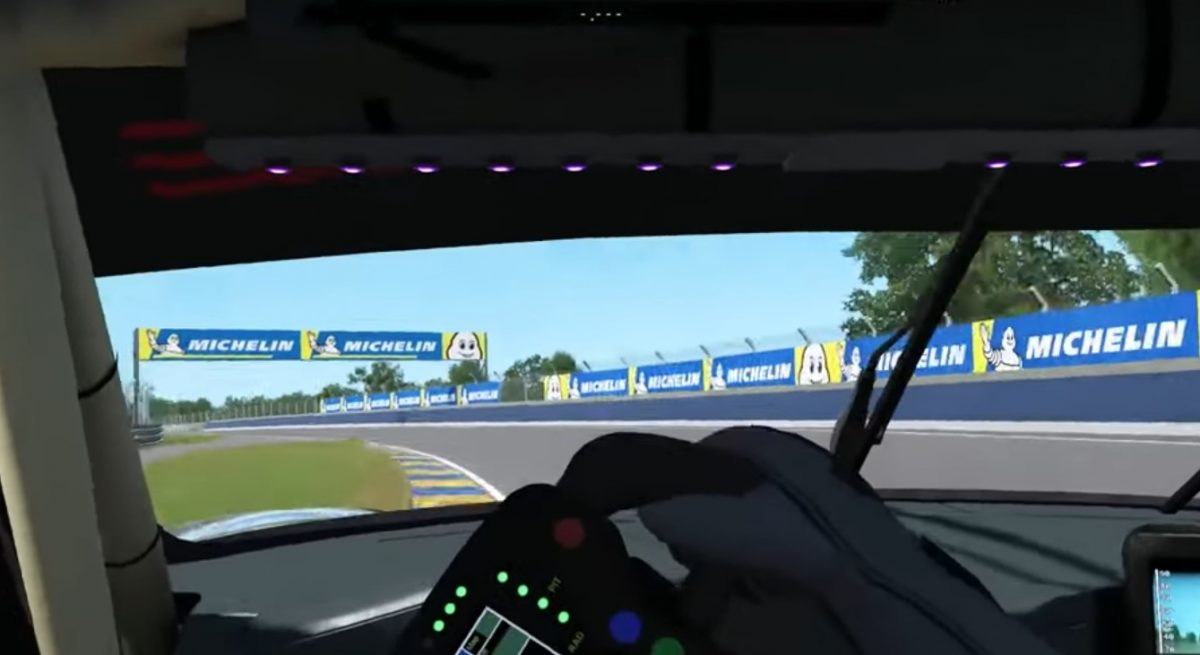 Virtual Le Mans: Michelin on board as official partner