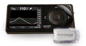 Dexcom G4 Platinum Continuous Glucose Monitor