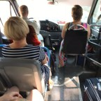 Bus Ride to Yalta Crimea