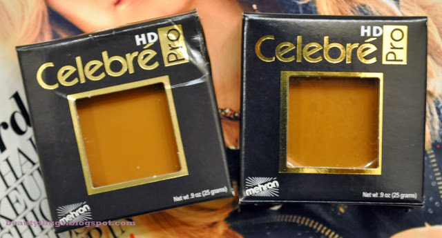 Foundation Fail? Not Quite: Mehron Celebre HD Foundation