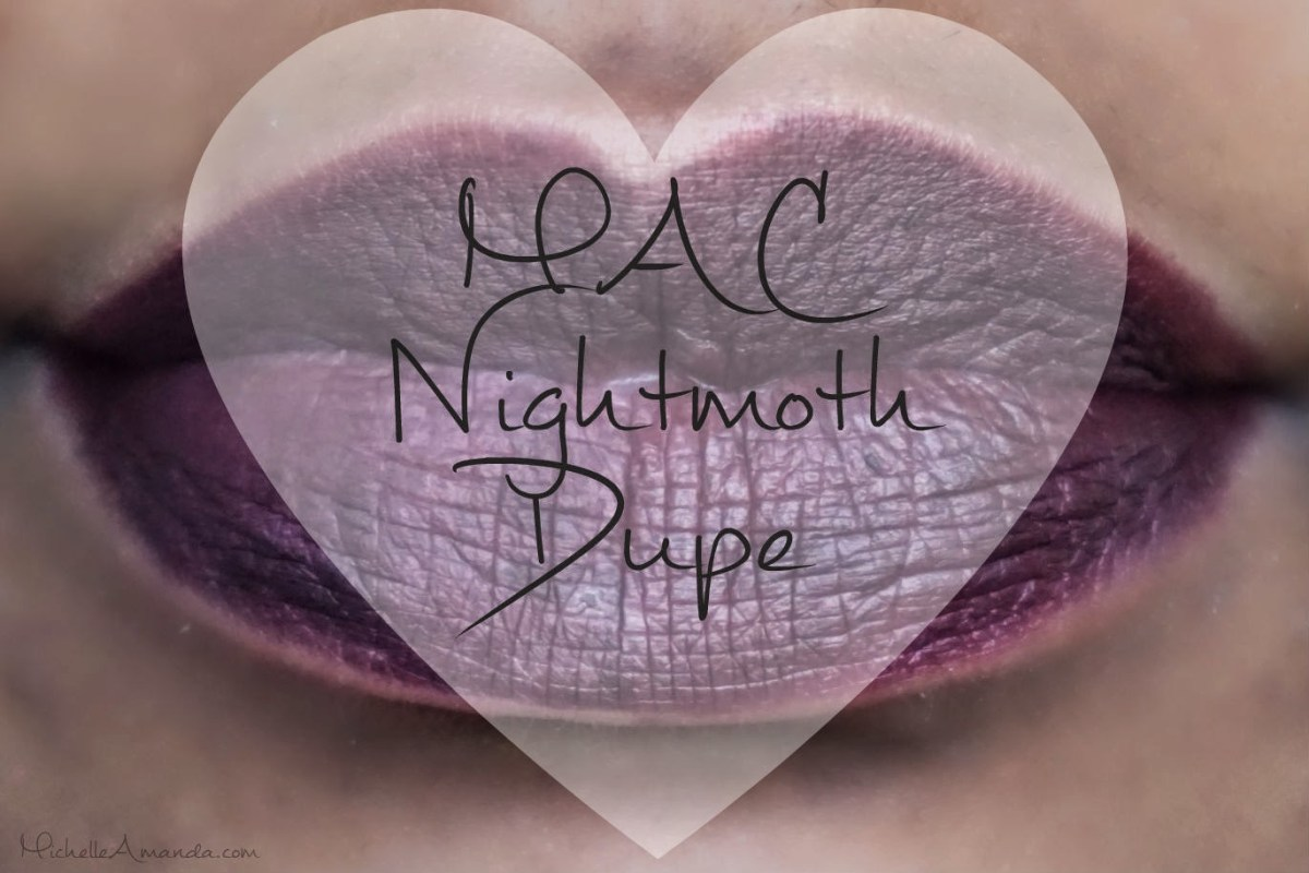 "Dupe Alert: MAC ""Nightmoth"" Lip Liner"