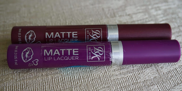 Review: Ruby Kisses Matte Lip Lacquer in Queen & Rosy