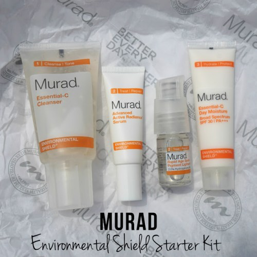 Review: Murad Environmental Shield Starter Kit