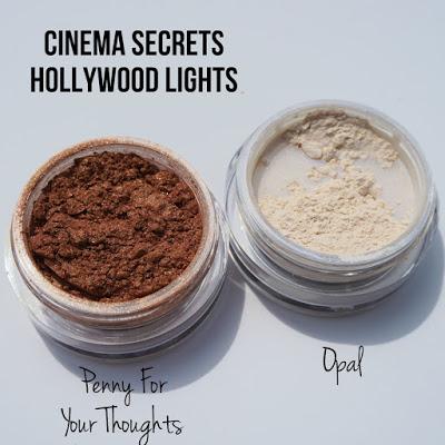 Swatched: Cinema Secrets Hollywood Lights
