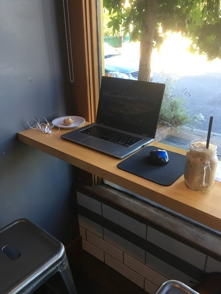 What it's like being a digital nomad: working from the road