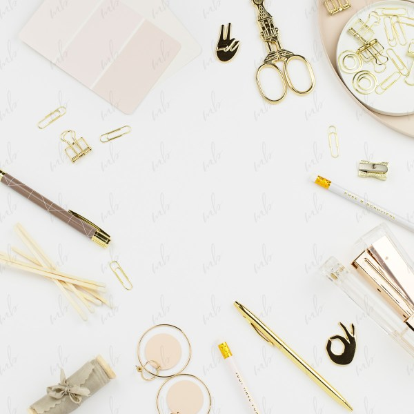 Styled Stock Photography - A Touch of Blush Collection #36
