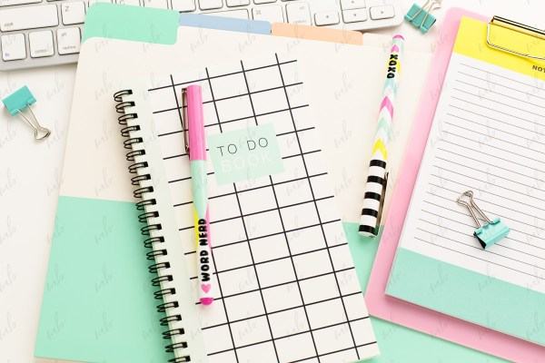 Styled Stock Photography - Bright Desktop Collection #11