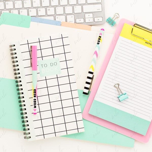 Styled Stock Photography - Bright Desktop Collection #12
