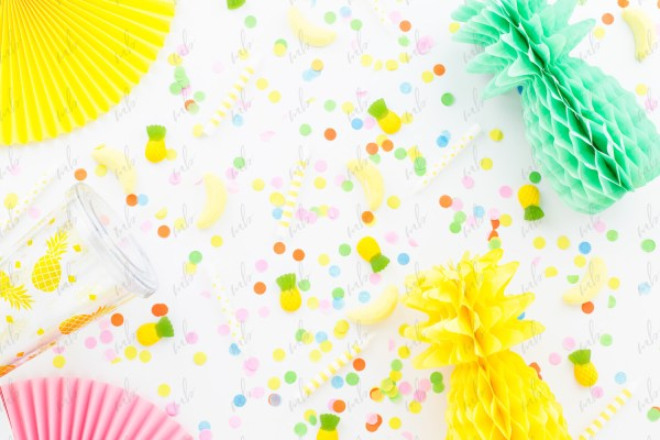 Styled Stock Photography - Tropical Party Collection #04