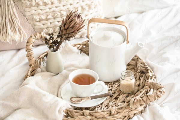 MBPD Styled Stock Photography - Breakfast in Bed Collection #10
