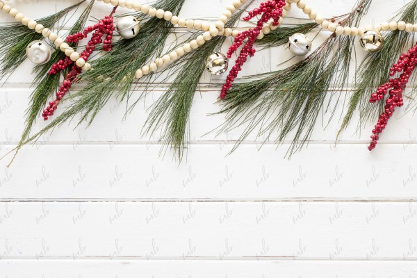 Styled Stock Photo - Scandi Style Christmas #06