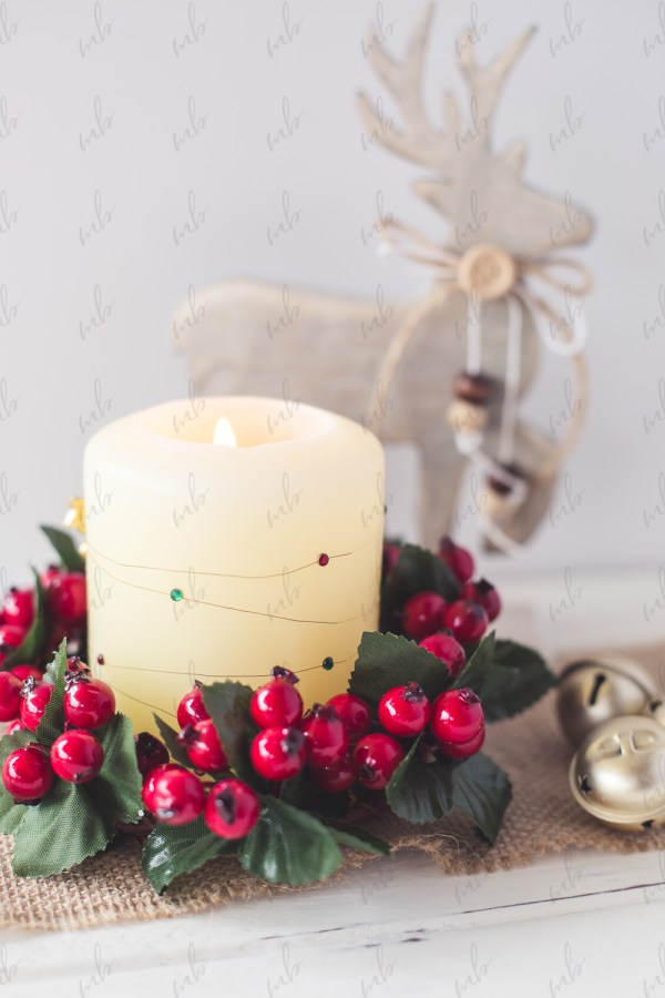 Styled Stock Photo - Scandi Style Christmas #02