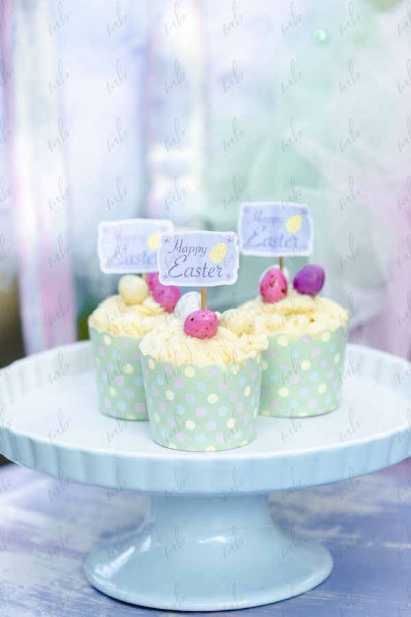 Easter styled stock photo by Michelle Buchanan Photography and Design