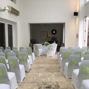 Fazeley Studios wedding