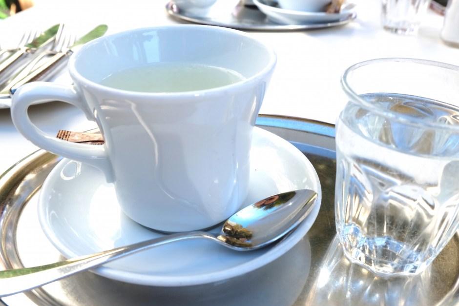 Tea in Cafe Bazar