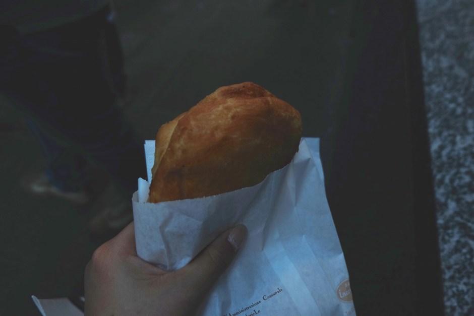 The panzerotti