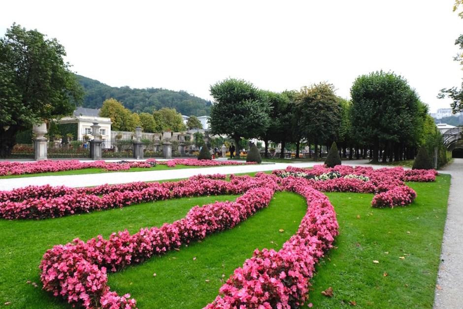 garden of mirabell