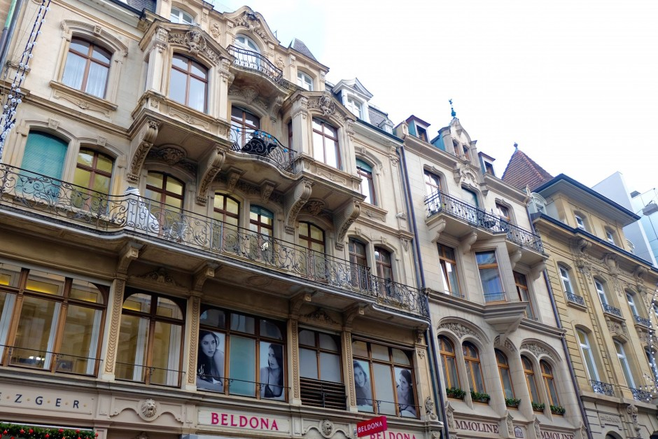 Building in Basel