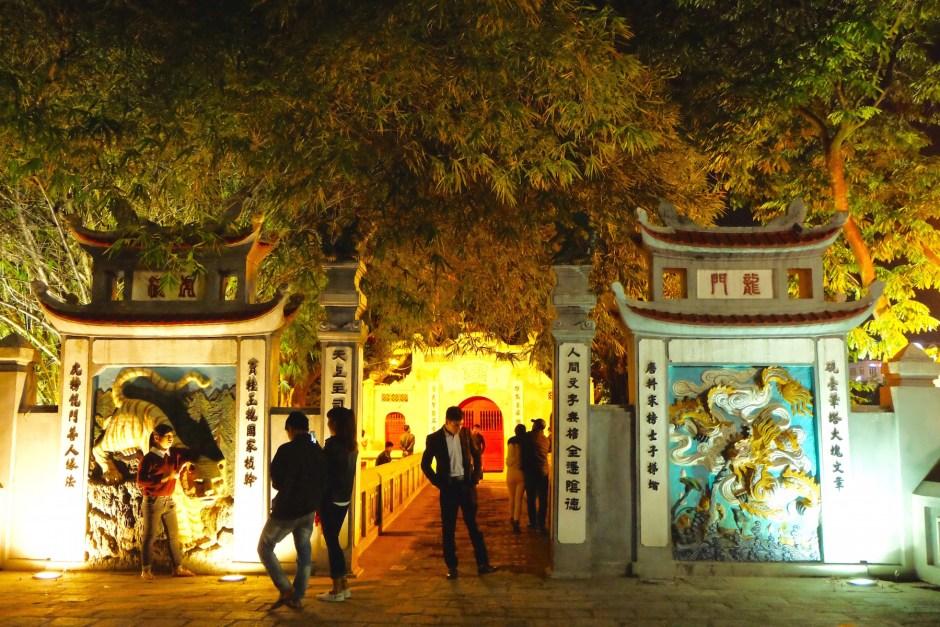 Jade Temple in Hanoi