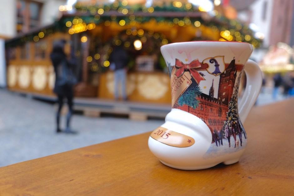 Mug from Basel christmas marke