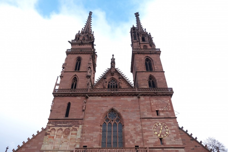 Munster in Basel