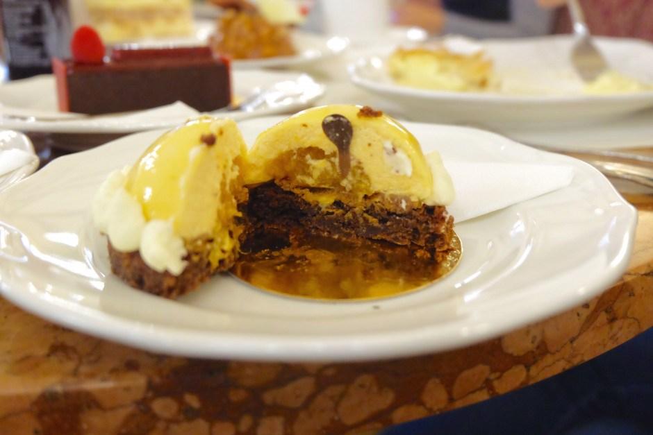 Sisi's Marille cake