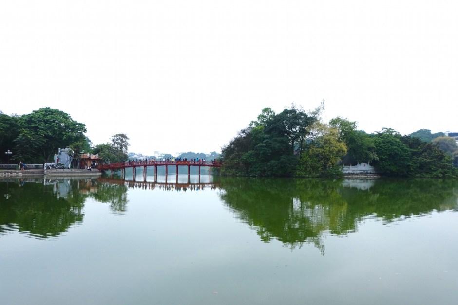 Turtle Lake Hanoi