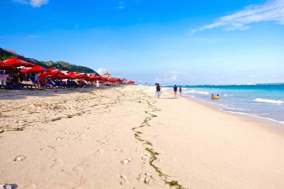Pandawa Beach walk