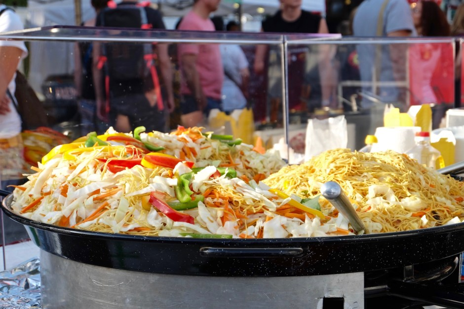 Asian Food in Bern Festival