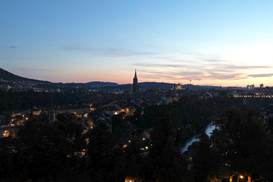 Bern at Night