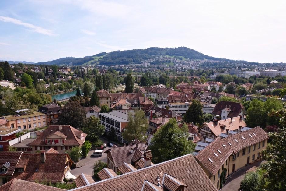 Bern View Landscape