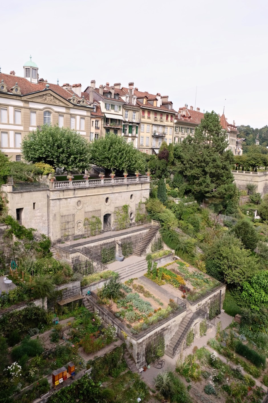 Garden in Bern
