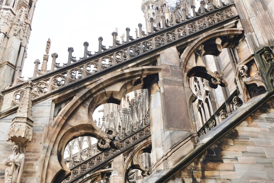 Duomo Cathedral Details