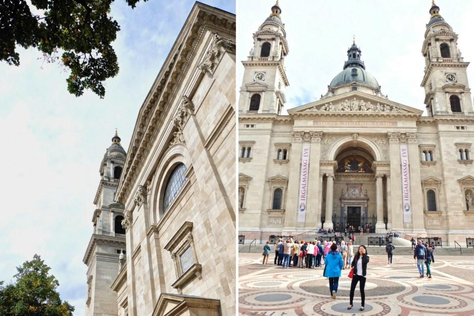 St. Stephen Basilica in Budapest