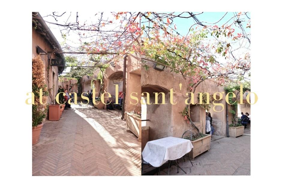 Castle of Angels Cafe
