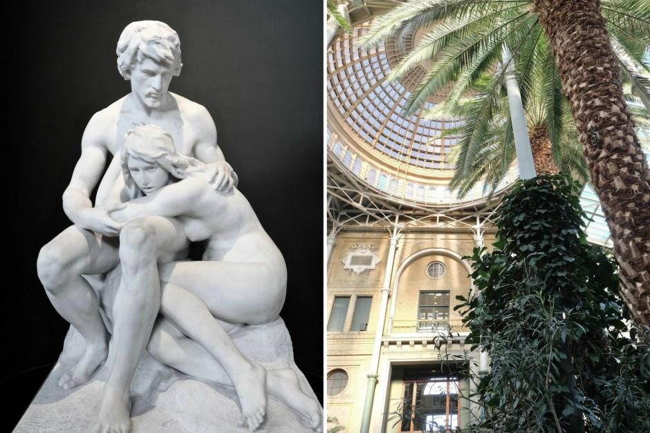 Glyptoteket Sculpture and garden