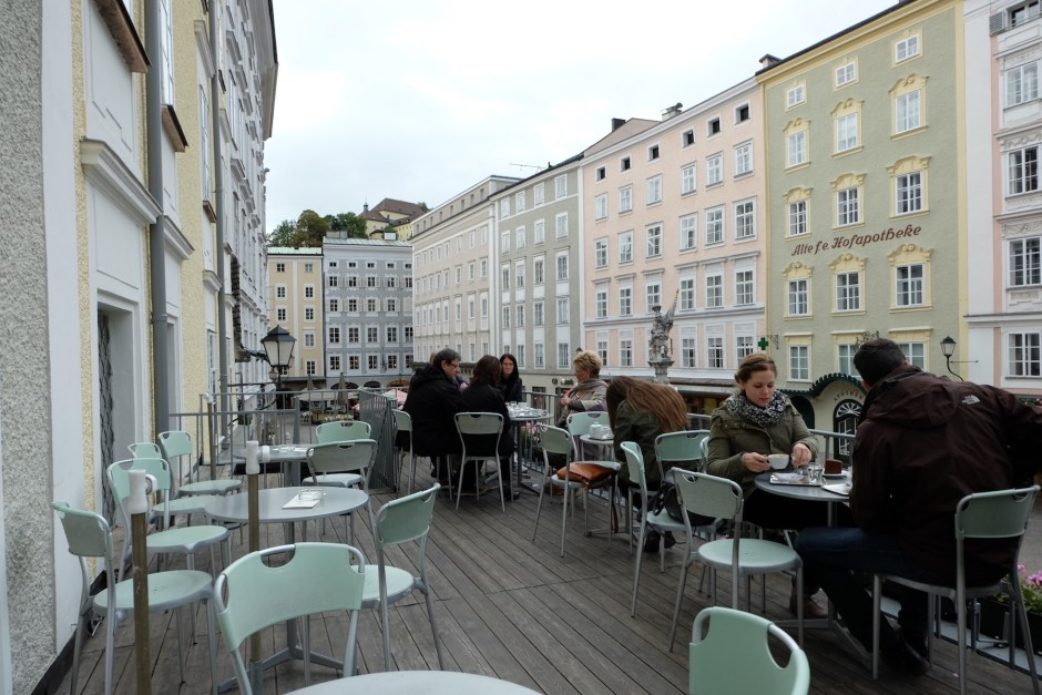Cafe Tomaselli Terrace