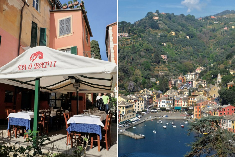 Da o Batti Portofino restaurant