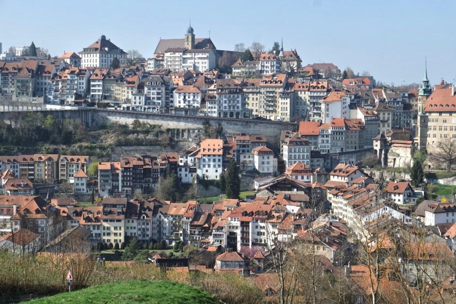 Fribourg Switzerland houses
