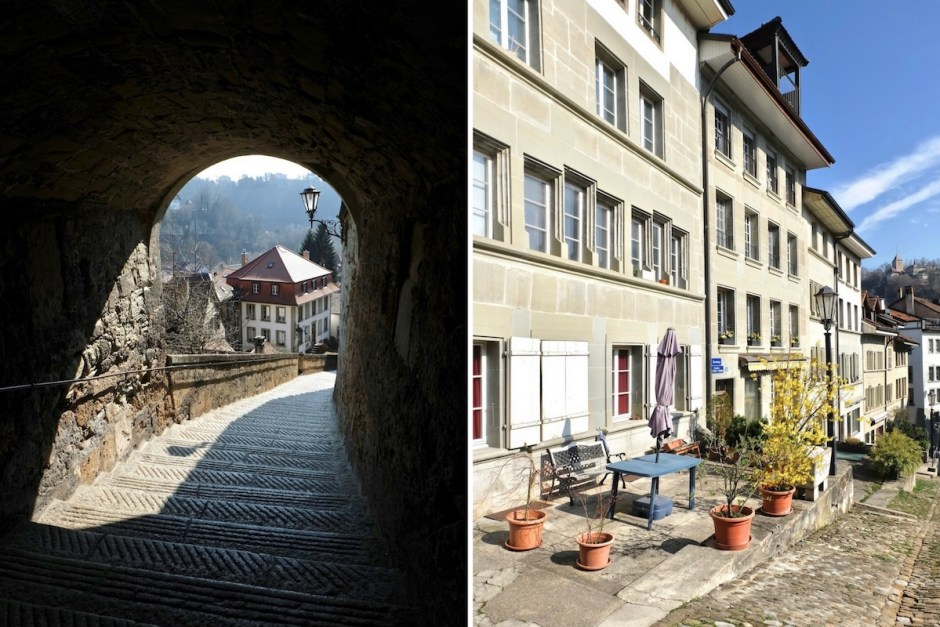 Fribourg hiking switzerland