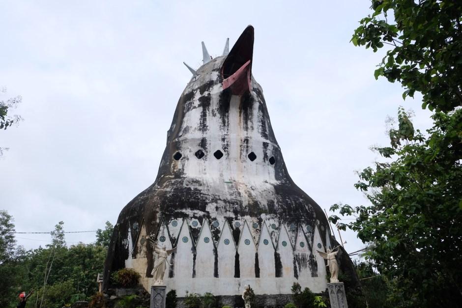 Gereja Ayam Yogyakarta Chicken Church