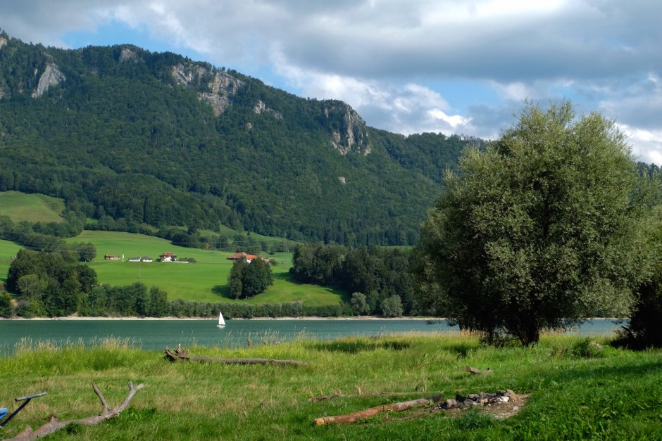 Lake Gruyere Morlon Fribourg