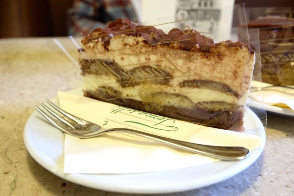 Tiramisu Cafe Tomaselli
